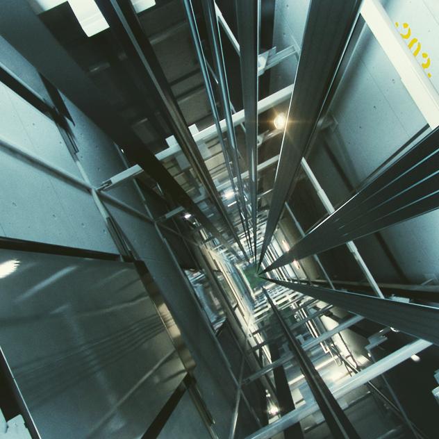 Лифтовое хозяйство и эскалаторы