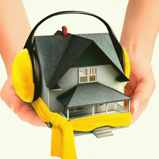 Общий контроль технического состояния всего объекта недвижимости