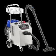 Парогенератор с функцией вакуумной уборки