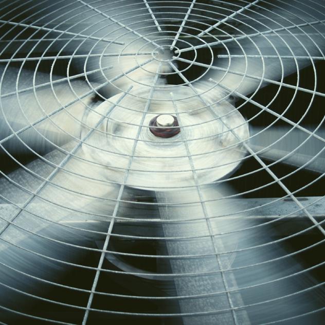 Система кондиционирования и приточно-вытяжной вентиляции